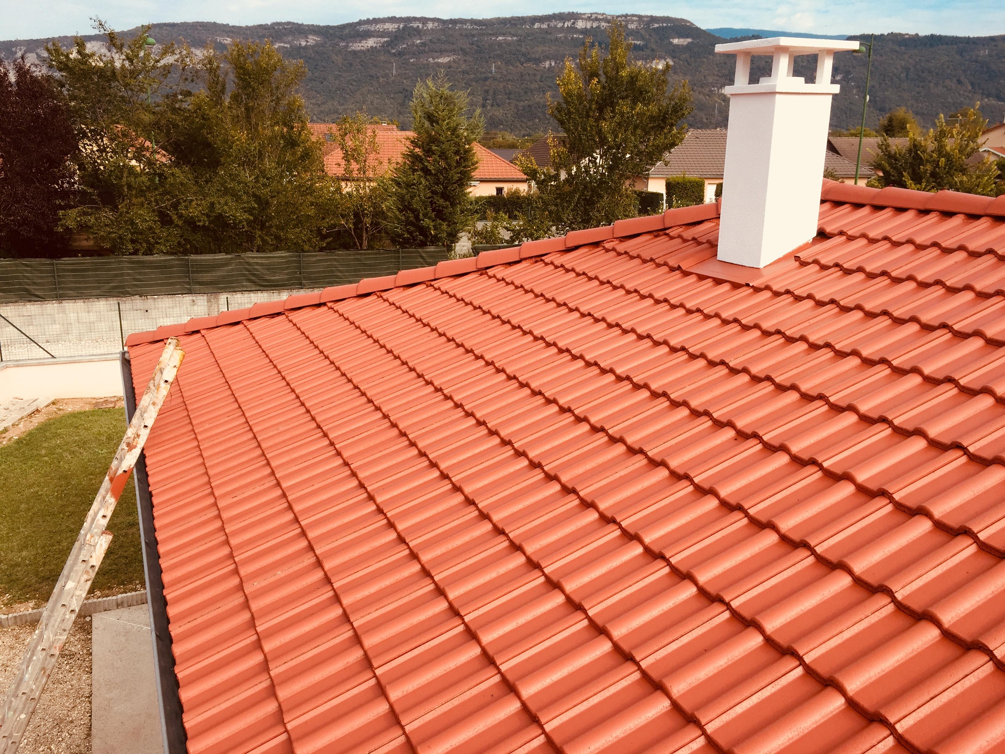 Nettoyage toiture Le pont de Claix - Pro Technic Toiture